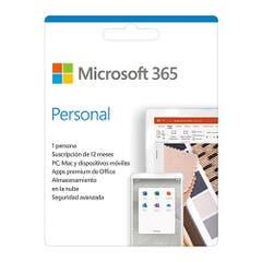 Software Suscripción Personal 365