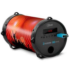 Parlante Zukabass 7282 Bluetooth 20W