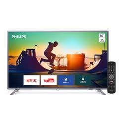 LED Smart TV 50PUD6513/44 UHD 4 K 50 Pulgadas