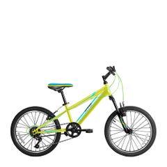 Bicicleta Xts Niño Mountain Bike Emerge  Aro 20 - 6 Velocidades Amarilla