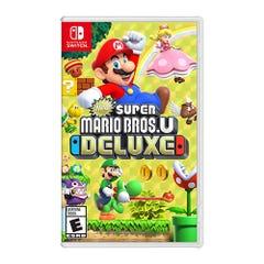 Videojuego New Super Mario Bros U Deluxe Nintendo Switch Formato físico 2019