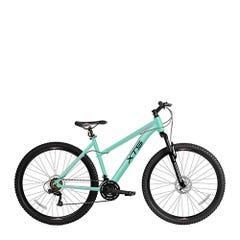 Bicicleta Mujer Mountain Bike XTS Shine Aro 27,5 Turquesa