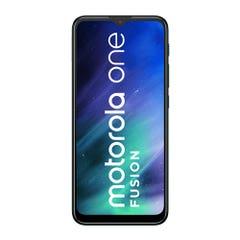 Smartphone Moto One Fusion 64 GB Verde
