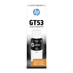 Tinta GT53 Negro