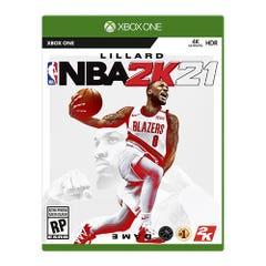 Videojuego NBA 2K21 2020
