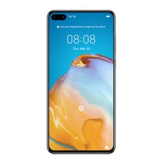 Celular Huawei P40 Plata Glacial Open