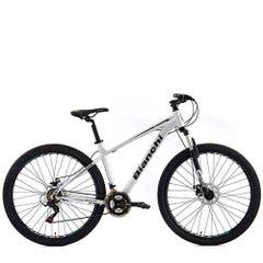 Bicicleta Bianchi Stone Mountain 29 SX Alloy Size L Plata