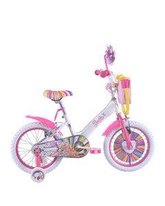 Bicicleta Bianchi Barbie 16 Aro 16 Blanco