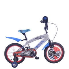 Bicicleta Bianchi Hotwheels 16 Aro 16 Plata