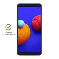 Celular Galaxy A01 Core 16GB Azul Entel