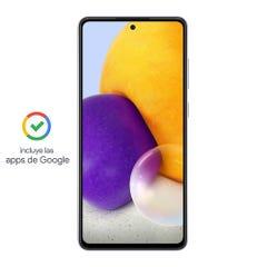 Smartphone Galaxy A72 LTE (SM-A725MLVDLTL) 128 GB 6,7 Pulgadas Awesome Violet