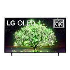 """OLED LG 65"""" 4K HDR Smart TV OLED65A1PSA"""