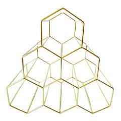 Exhibidor Hexagonal Vinos Ankara Store D4003
