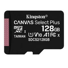 MicroSD Kingston Canvas Select Plus 128GB