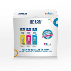 Pack 3 Tintas Epson T544 Color