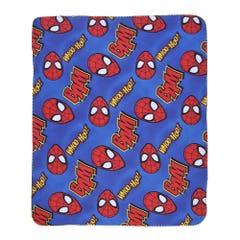 Frazada Polar Licencia 115x130 Spiderman Teen
