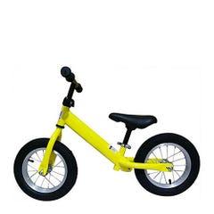 Bicicleta Aprendizaje Evergroup Aro 12 Amarilla
