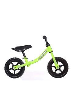 Bicicleta Aprendizaje Evergroup Aro 10 Verde