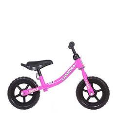 Bicicleta Aprendizaje Evergroup Aro 10 Rosada