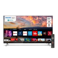 """LED Philips 50"""" Ultra HD 4K Smart TV 50PUD7625"""
