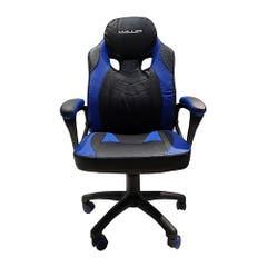 Silla Gamer LVLUP Python LU782-BLU-SA-1 Negro/Azul