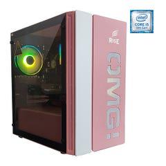 PC Gamer Pegasum PC Rise OMG IRX560BSO Intel Core I5-9400F, 16GB RAM, 256GB (SSD) y 1TB (HDD)
