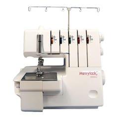 Máquina Duo Overlock + Colleretera Merrylock 3050