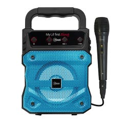 Karaoke MLAB My Lil First Sing con Mic Cable 8896 Azul
