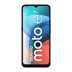 Celular Motorola E7 32GB Gris Claro