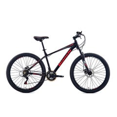 Bicicletas Mountain Bike Bianchi Aro 27,5 Advantage SX Negro Semi Matte/Rojo