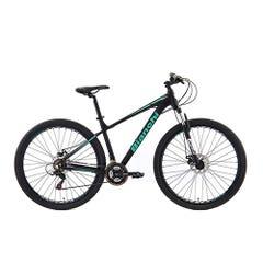 Bicicletas Mountain Bike Bianchi Aro 29 Stone Mountain SX Negro Semi Mate/Celeste