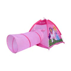 Tienda + Túnel Gamepower IP8341 Rosado