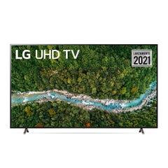"""LED LG 82"""" 4K UHD AI ThinQ Smart TV 82UP8050PSB 2021"""