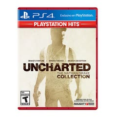 Juego PS4 Uncharted Nathan Drake - Hits - Latam