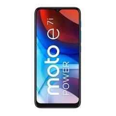 Celular Moto E7i 32GB Azul 6,5