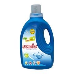 Detergente Líquido Sanitiao 3 Litros Bidón