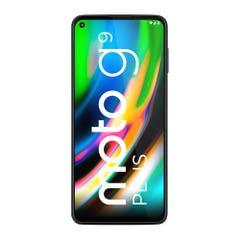 Celular Motorola G9 PLUS 128GB Azul Claro