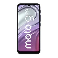 Celular Motorola G20 64GB Azul Claro