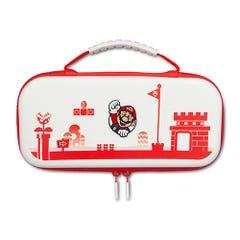 Estuche Protector Switch Power A Mario White