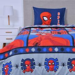 Plumón 1,5 Plazas Spiderman Wonder