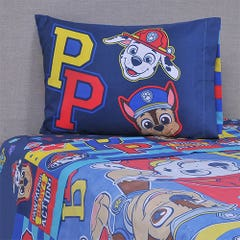 Sábana Disney 1,5 Plazas Paw Patrol-Niño Action
