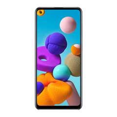 Celular Samsung Galaxy A21s 128GB Black Wom