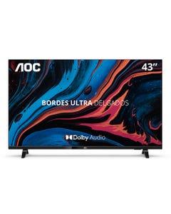"""LED AOC 43"""" Full HD Smart TV 43S5305"""