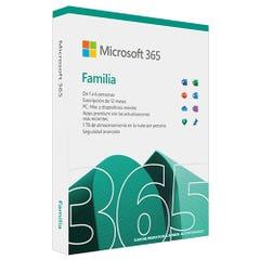 Microsoft 365 Home 2021 6GQ-01604