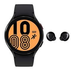 Smartwatch Samsung SM-R875FZKACHO Negro + Audífonos Galaxy Buds Plus Negro