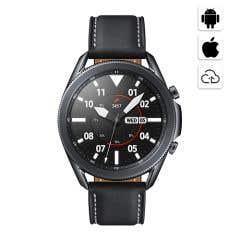 Smartwatch Galaxy Watch 3 45mm Mystic Black