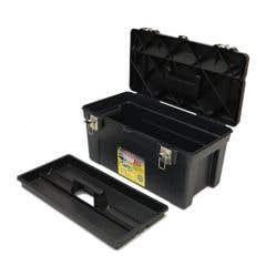 Caja de Herramientas San Bernardo con Broches Metálicos 20