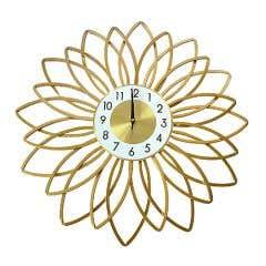 Reloj de Pared Ankara Store Pétalos A7005