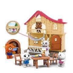 Casa de Campo Evergroup con Animalitos