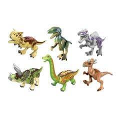 Set 6 Dinosaurios Evergroup
